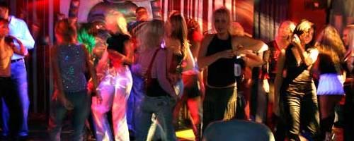 «День Знаний» в ночном клубе