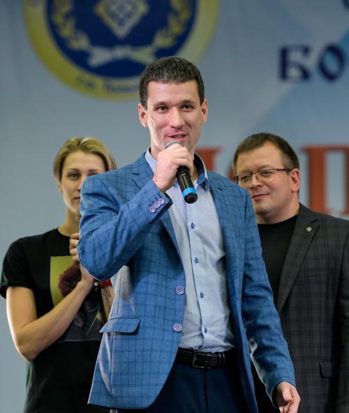 Арсен Джалилов: «Непобедимая Держава» - это ярмарка боевых искусств