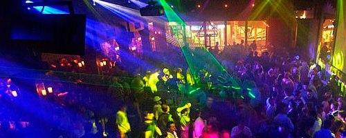 Выходные в ночном клубе Тольятти